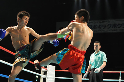 Japanese Champion for Fly Weight