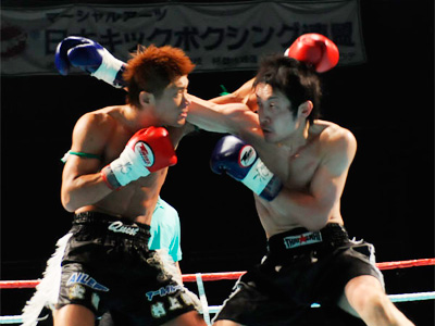 Japanese Championship Tournament Semi Final Welter Weight